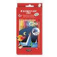 Staedtler Luna Colouring Pencils 12 Colors 3packs