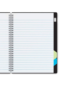 Staedtler Spiral Notebook With Tool Pad A5 12pcs