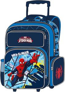 "Marvel Spiderman 5 In 1 Set 16"" Trolley 1pc"