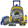 """Universal Minions 5 In 1 Set 16"""" Trolley 1pc"""