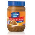 American Garden Chunky Peanut Butter 2x16oz