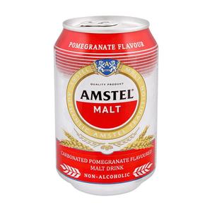 Amstel Non Alcohol Malt Beverage Pomegrante 330ml