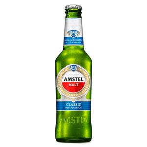 Amstel Non Alcohol Malt Beverage Classic 6x330ml
