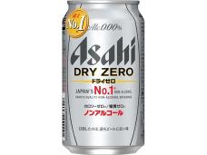 Asahi Beer Non Alcohol 350ml