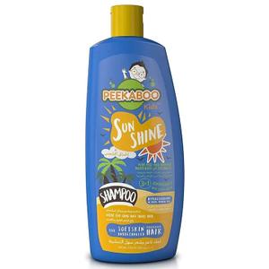 Peekaboo 3 In 1 Shampoo Sunshine 400ml