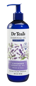 Dr Teal's Thick & Full Essential Oil Conditioner 473ml