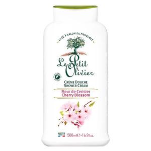 Le Petit Olivier Shower Cream Cherry Blossom 500ml