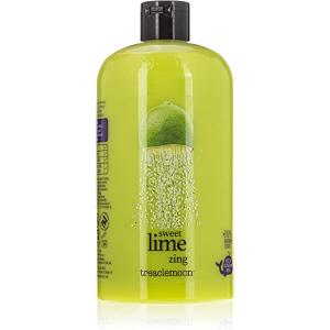 Treacle Moon Sweet Lime Zing Shower Gel 500ml