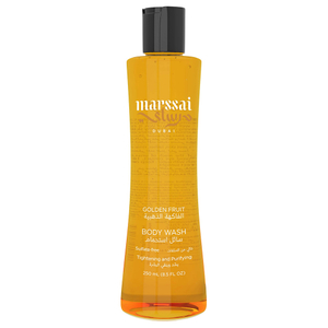 Marssai Women Body Wash Golden Fruit 250ml