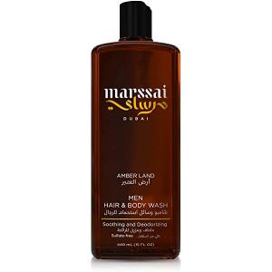 Marssai Men Body Wash Royal Saffron 220ml