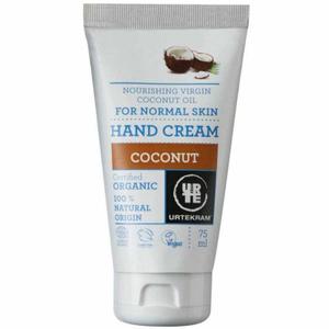 Urtekram Organic Hand Cream Coconut 75ml