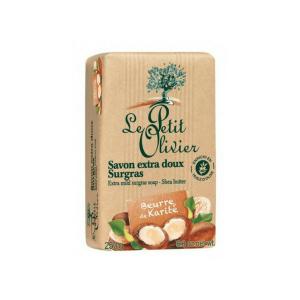 Le Petit Olivier Shea Butter Soap 250g