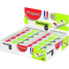 Maped Eraser Technic 4pcs