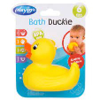 Playgro Bath Duckie Fully Sealed 1pc