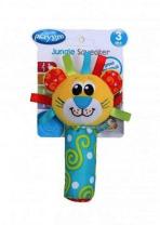 Playgro Jungle Squeaker Lion 1pc