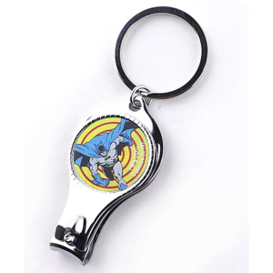 Disney Comics Batman 3D Long Keychain Nail Cutter 1pc