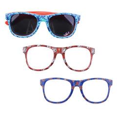 Marvel Kids Interchangable Frame Sunglasses Set 1pc