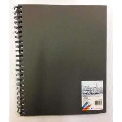 Foldermate Spiral Notebook A4 Color Barkode 12pcs