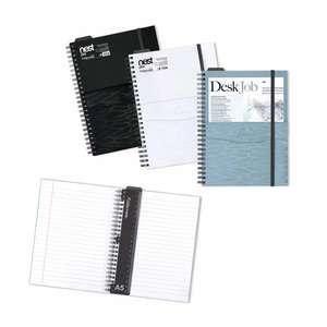 Foldermate Spiral Notebook A7 24pcs