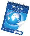 Atlas Spiral Notepad A7 50 Sheet 72pcs