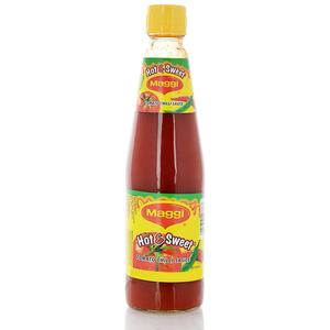 Maggi Tomato Chilli Sauce Hot And Sweet 500g