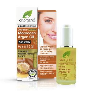 Dr.Organic Anti Ageing Moroccan Argan Oil 30ml