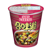 Grt Cup Noodles Spicy Beef 105g