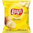 Lays Potato Chips Classic 1oz
