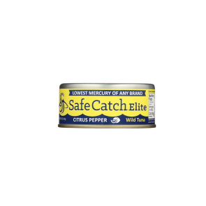 Safe Catch Elite Wild Tuna Citrus Pepper 142g