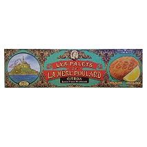 La Mere Poulard Biscuit Citrus 125g
