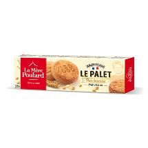 La Mere Poulard Biscuit Gale Butter 125g