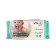 Bambo Nature Biodegradable Baby Wipes 10s