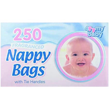 4 My Baby Nappy Bags 250s