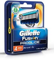 Gillette Razor Proglide 4s