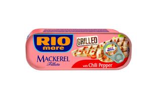 Rio Mare Grilled Mackerel Chilli 120g