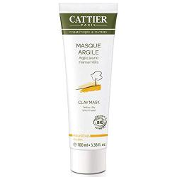 Cattier Organic Clay Mask Yellow Dry Skin 100ml