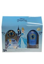 Disney Eau De Toilette Cinderella Pb +Shower Gel 50ml