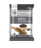 Kitchen Treasures Pepper Powder 100g
