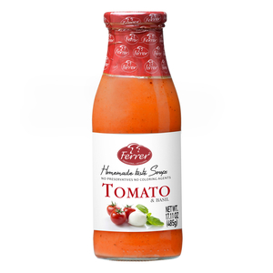 Ferrer Tomato Soup With Basil 485ml