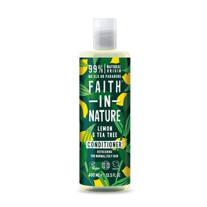 Faith In Nature Conditioner Lemon And Tea Tree 400ml
