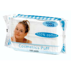Cool & Cool Cotton Pads 100s