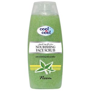 Cool & Cool Nourishing Face Scrub Neem 200ml