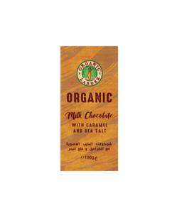 Organic Larder Ice Cream Choco Caramel 225g