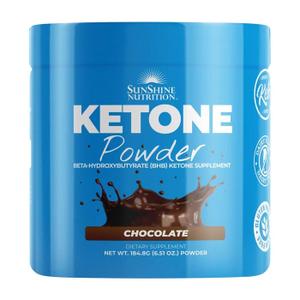 Sunshine Nutrition Ketone Bhb Powder Chocolate 184.8g
