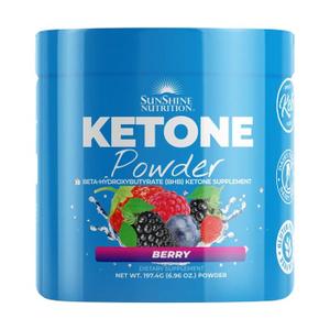 Sunshine Nutrition Ketone Bhb Powder Berry 197.4g