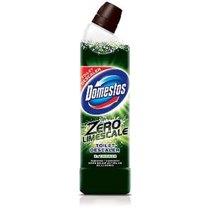 Domestos Toilet Cleaner Zero Limescale Lime 750ml