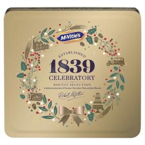 Mcvities Biscuit Heritage Tin 400g