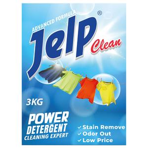 Jelp Clean Detergent Powder 3kg