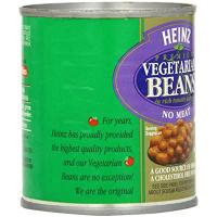 Heinz Vegetarian Beans In Rich Tomato Sauce 80z