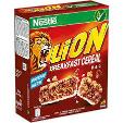 Nestle Lion Cereal Bar 150g